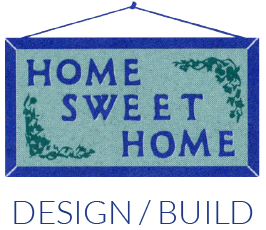 home sweet home design logo